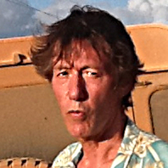 face of author, Alan R Graham